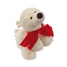 Plush ice bear Lars