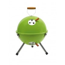 Mini BBQ Grill Cookout, light green