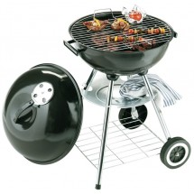 Barbeque grill enamelled Master