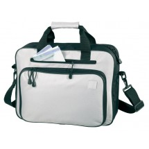 College Bag Viva 600 D,  grey/black