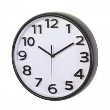 wall clock Halley , black