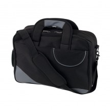 600D reporter bag Multi, black/grey