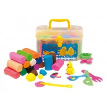 Box of plasticine Funny Activity