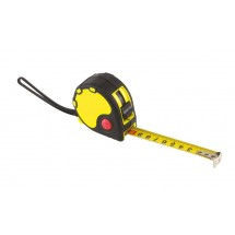 Measuring tapeBasic I,3m, black/yellow
