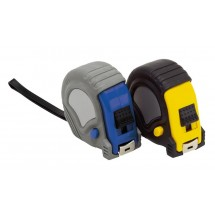 Measuring tape  Workman 3 m, blue/grey