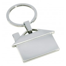 Metal keyholder  In-house, silver