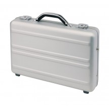 Executive Attache case Cyber, Alu dull
