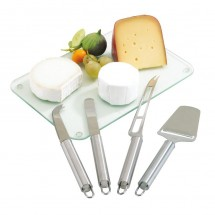 Cheese - Set, 4-pcs, SS, Cheese