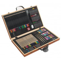 Art colouring set Monet, 88pcs.