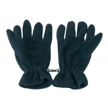 Glove, POLYESTER-FLEECE,navyAntarctic