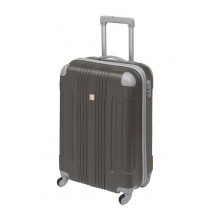 Trolley-Boardcase Rom ,ABS, dark grey
