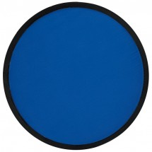 Opvouwbare frisbee - blauw