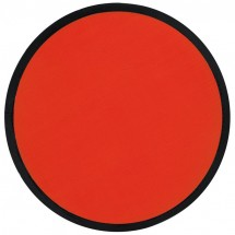 Opvouwbare frisbee - rood