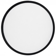 Opvouwbare frisbee - wit