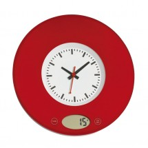 Kitchenscale Time, red