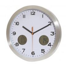 Wallclock Cool Time w/ temperature dis