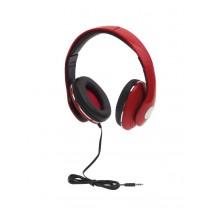 Headphones Wacken, red