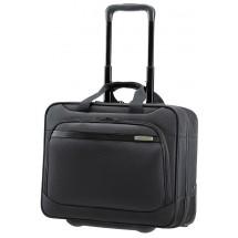 Samsonite Vectura Office Case with wheels 15.6-Zwart