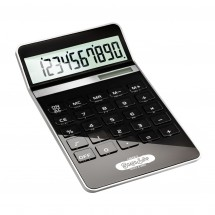 Calculator REEVES-NEAPEL BLACK - zwart