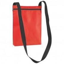 Non- woven draagtasje - rood