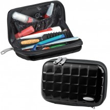 Klein make-up koffertje - zwart