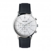 Chronograph REFLECTS-CLASSIC zwart/wit