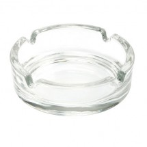 Glazen Asbak - transparant