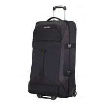 American Tourister Road Quest 2 Compartments Duffle with wheels 80-Solid Zwart