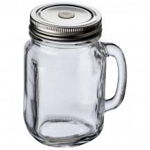 Glazen pul - transparant