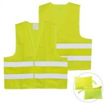 Veiligheidsvest - neon geel