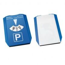 Parkeerschijf - blauw/wit