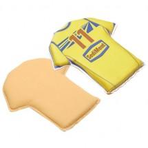 Autospons T-shirt vorm - beige
