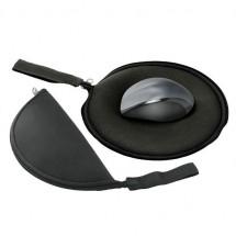 Mousepad/pouch - zwart