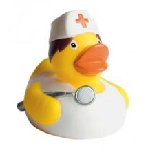 Badeend Verpleegster - geel