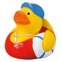 Badeend Badmeester - geel