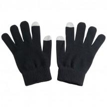 Handschoen voor touchscreen bediening - zwart