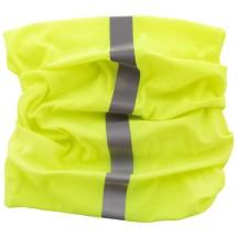 """reflecterende multifunctionele sjaal """"Reflex"""" - geel"""
