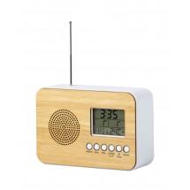 radio bureauklok