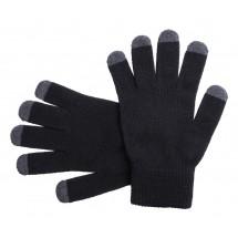 Touch Screen Handschoenen ''Tellar'' - Zwart