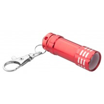 Mini Zaklamp ''Pico'' - Rood