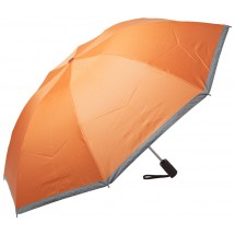 "reflecterende paraplu ""Thunder"" - oranje"