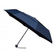 miniMAX® opvouwbare paraplu, ECO, windproof-blauw