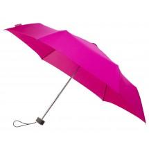 miniMAX® platte opvouwbare paraplu, windproof-roze