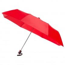 miniMAX® opvouwbare paraplu, automaat-rood