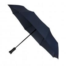 opvouwbare paraplu auto open + close, + Bluetooth Speaker-blauw