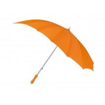 paraplu, hartvormig, windproof-oranje