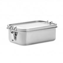 RVS lunchbox 750ML CHAN LUNCHBOX - zilver mat