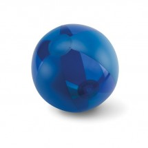 Opblaasbare strandbal AQUATIME - blauw