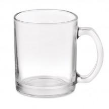 Glazen mok voor sublimatie SUBLIMGLOSS - transparant