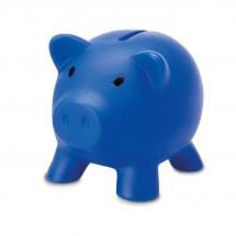 Spaarvarken SOFTCO - blauw